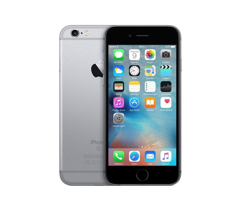 iPhone 6S - Space Grey - 128GB (zo goed als nieuw)