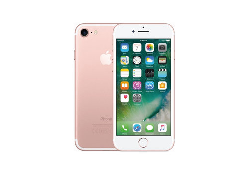 Apple iPhone 7 - Rose Gold - 32GB (licht gebruikt)