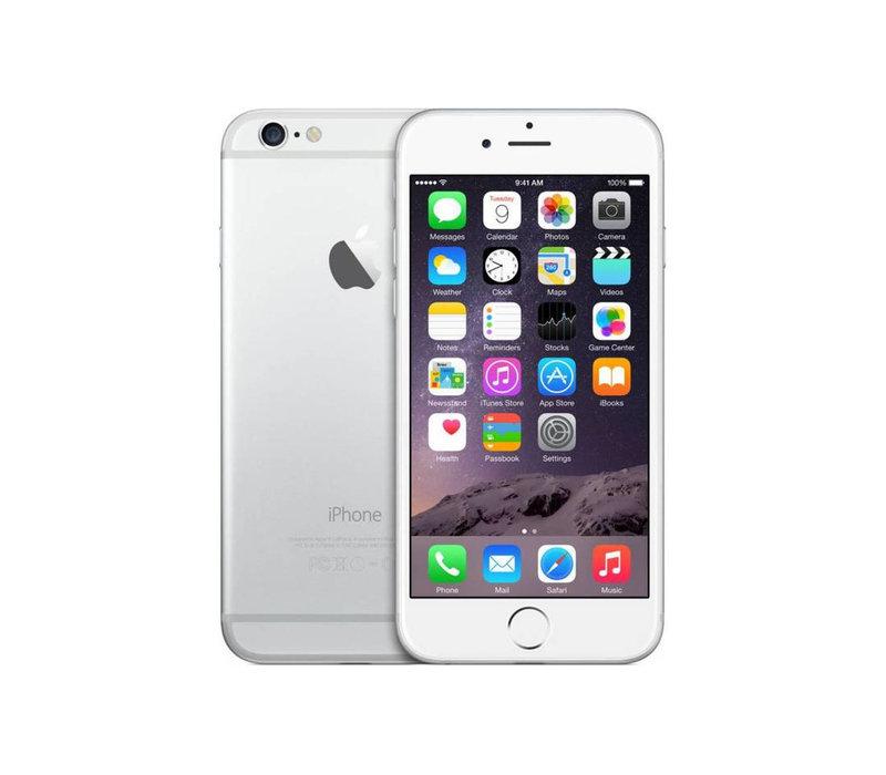 iPhone 6 - Silver - 128GB (zo goed als nieuw)