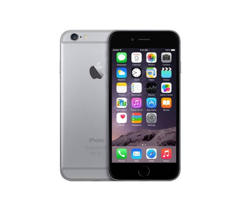 iPhone 6 - Space Grey - 64GB (zo goed als nieuw)