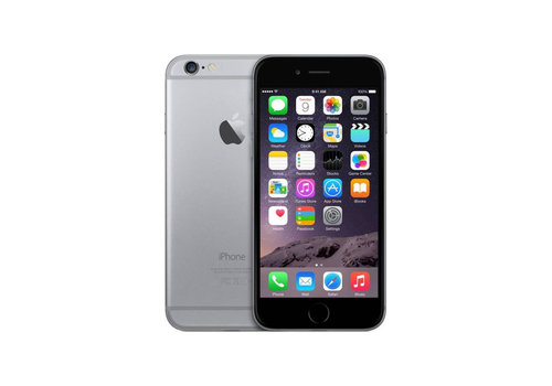 Apple iPhone 6 - Space Grey - 16GB (licht gebruikt)