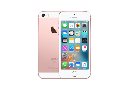 Apple iPhone SE - Rose Gold - 16GB (licht gebruikt)