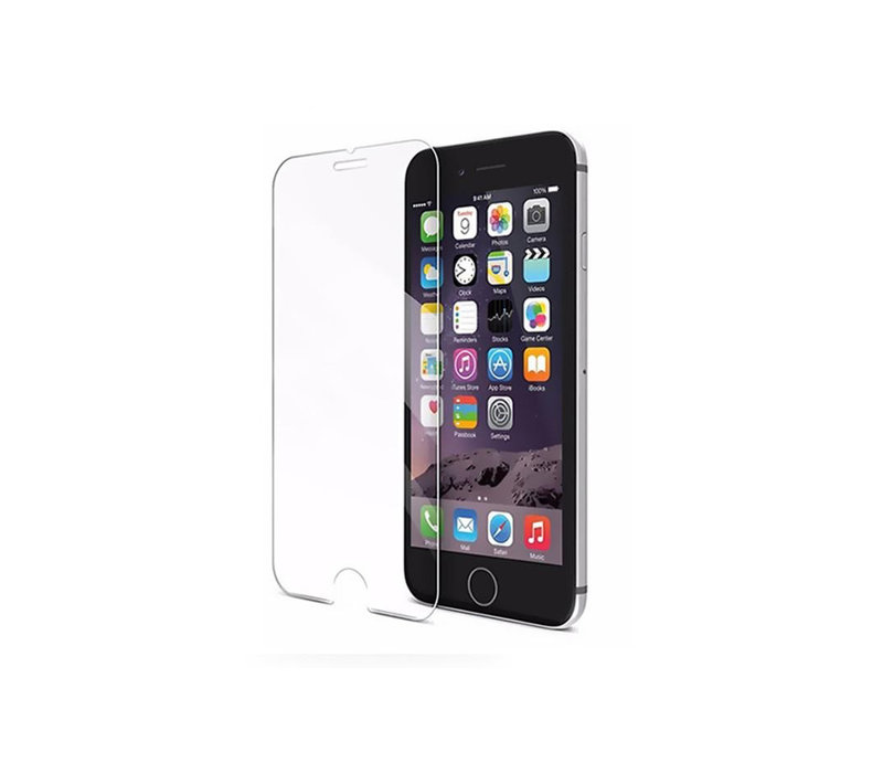 iPhone 6/6S/7/8 - Tempered Hard Glass Screenprotector