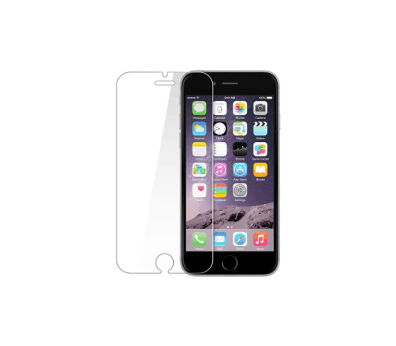 iPhone 6/6S/7/8 Plus - Tempered Hard Glass Screenprotector