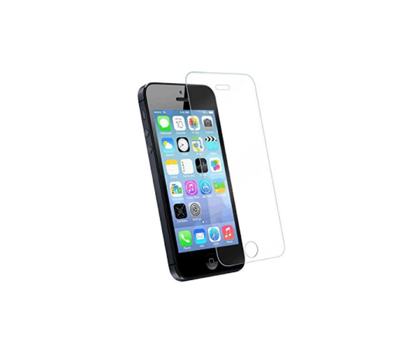 iPhone 5/5S/SE - Tempered Hard Glass Screenprotector
