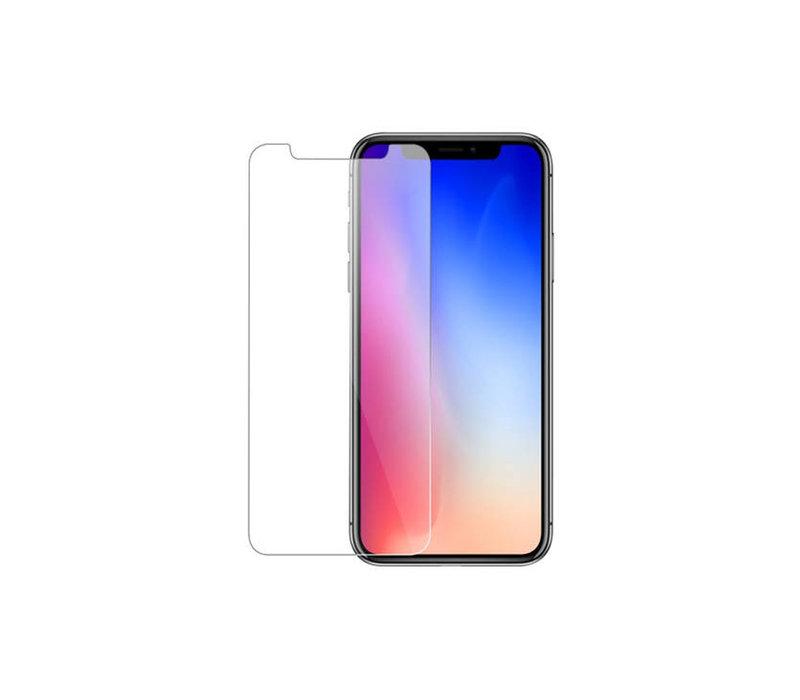 iPhone X/XS - Tempered Hard Glass Screenprotector