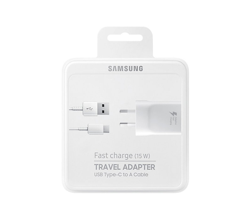 Fast Charge (15 W)  USB-C - Wit