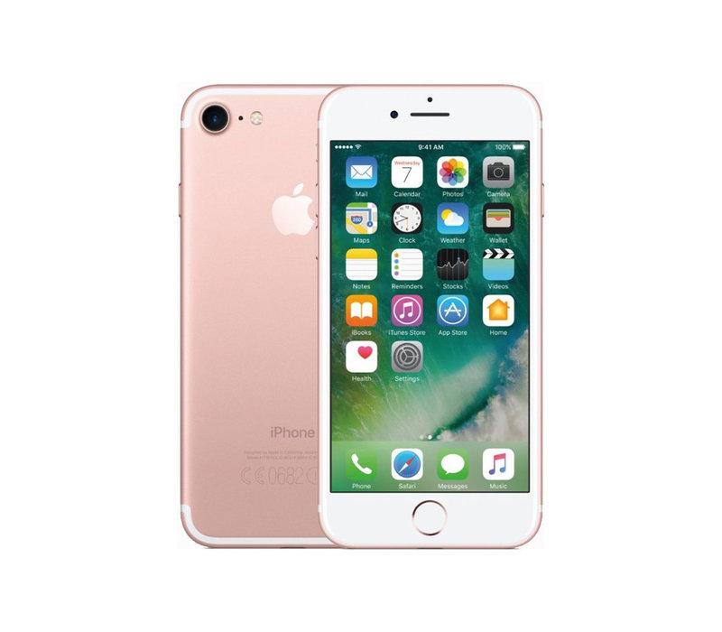 iPhone 7 - Rose Gold - 128GB (zo goed als nieuw)