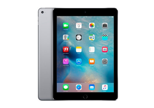 Apple iPad Air 2 - Space Grey - 16GB - Cellular (zo goed als nieuw)