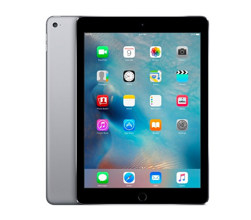 iPad Air 2 - Space Grey - 16GB - Cellular (zo goed als nieuw)