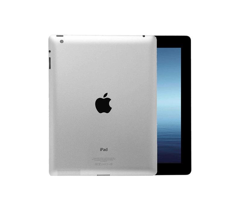 iPad 4 - Silver - 16GB - Cellular (zo goed als nieuw)