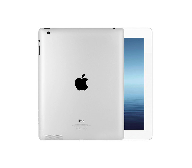 iPad 3 - Silver - 16GB - Cellular (zo goed als nieuw)