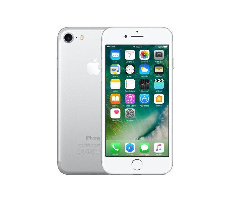 iPhone 7 - Silver - 32GB (zo goed als nieuw)