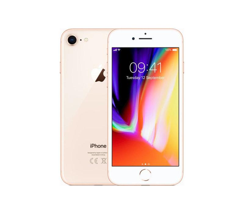 iPhone 8 - Gold - 64GB (zo goed als nieuw)