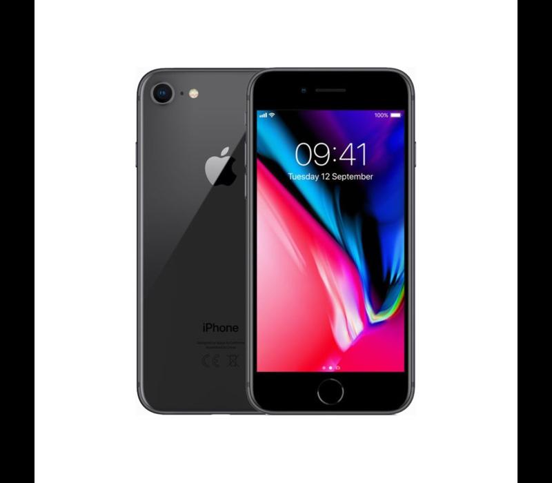 iPhone 8 - Space Grey - 64GB (zo goed als nieuw)