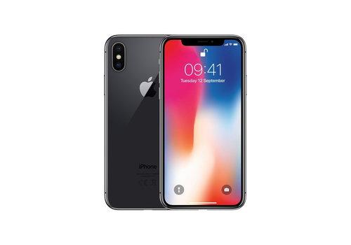 Apple iPhone X - Jet Black - 256GB (zo goed als nieuw)