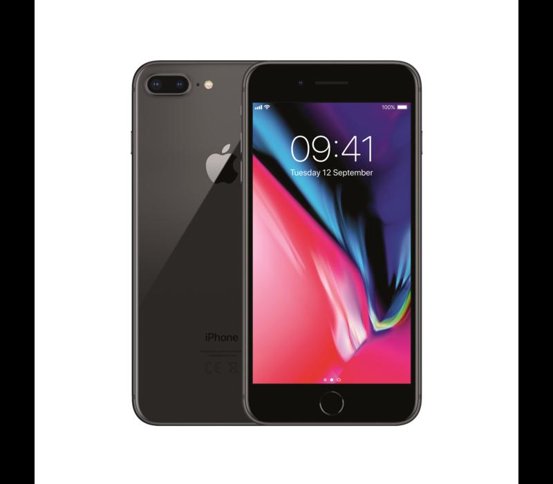 iPhone 8 Plus - Black - 64GB (zo goed als nieuw)
