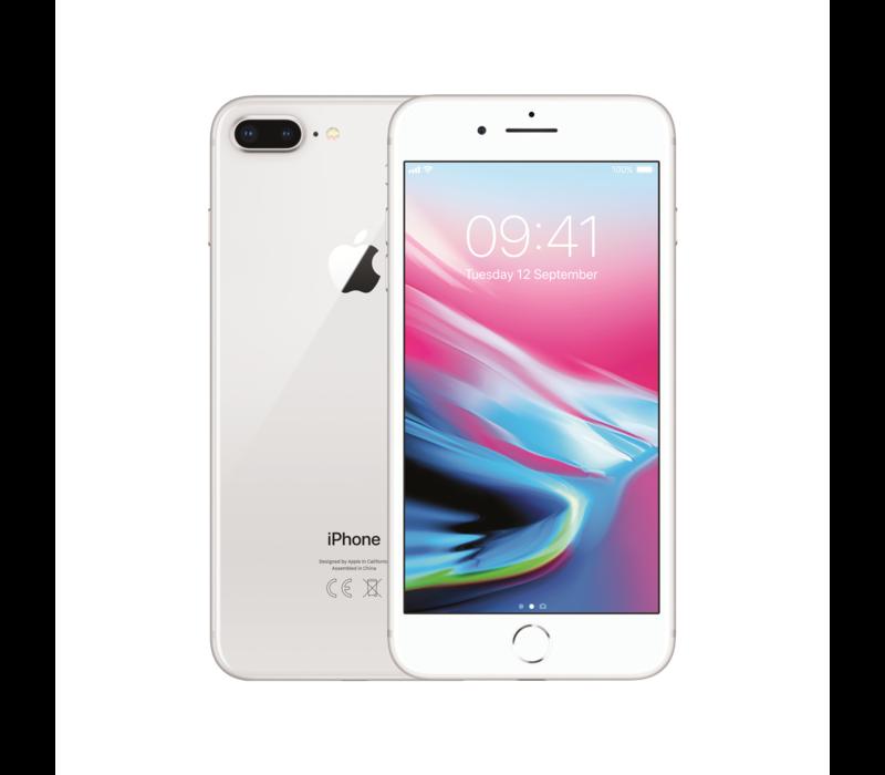 iPhone 8 Plus - Silver - 64GB (zo goed als nieuw)