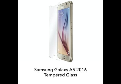 Samsung Galaxy A5 2016 - Tempered Hard Glass Screenprotector