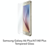 Samsung Galaxy A6 Plus/A7/A8 Plus - Tempered Hard Glass Screenprotector