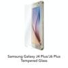 Samsung Galaxy J4 Plus/J6 Plus - Tempered Hard Glass Screenprotector