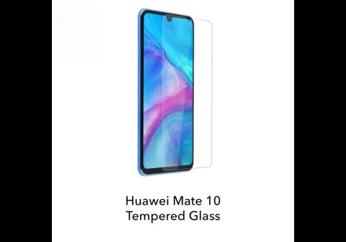 Huawei Mate 10 - Tempered Hard Glass Screenprotector