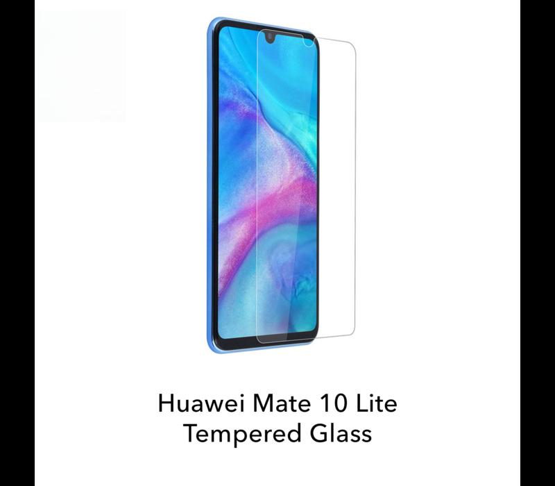 Mate 10 Lite - Tempered Hard Glass Screenprotector