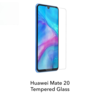 Huawei Mate 20 - Tempered Hard Glass Screenprotector