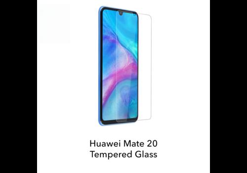 Huawei Mate 20 - Tempered Hard Glass Screenprotector