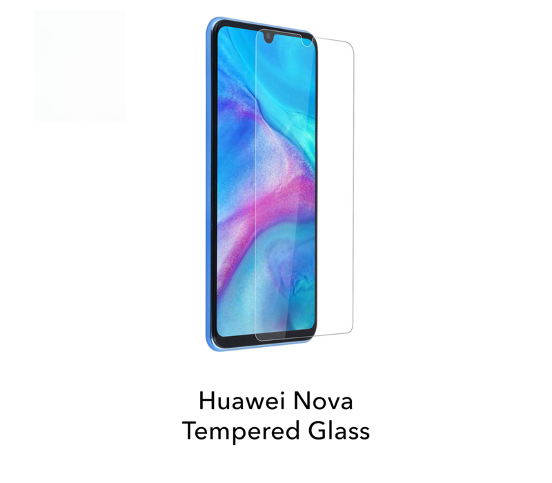 Nova - Tempered Hard Glass Screenprotector