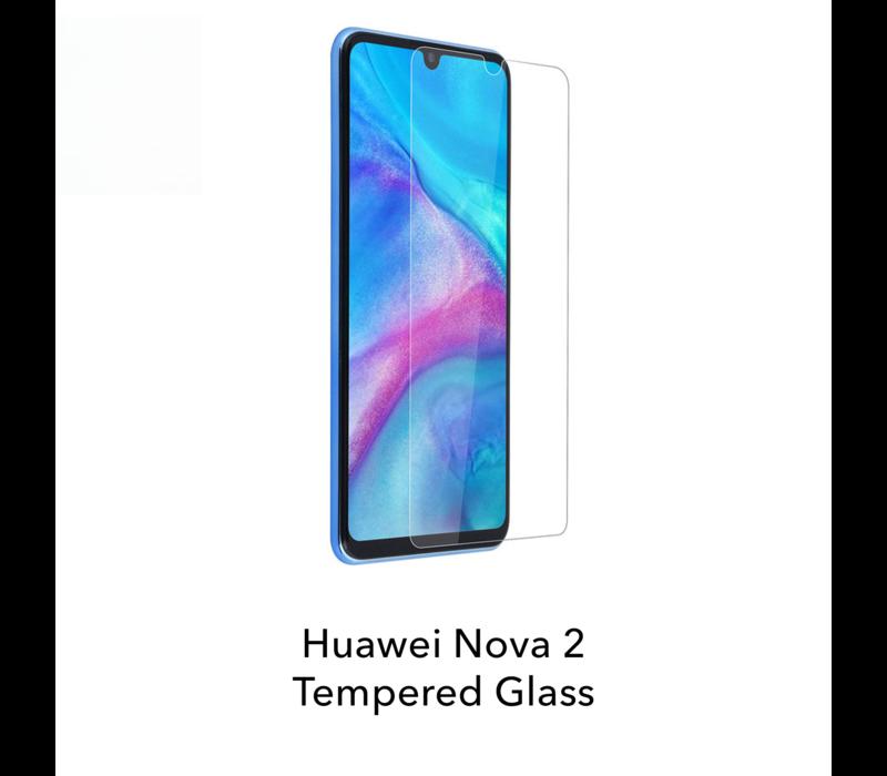 Nova 2 - Tempered Hard Glass Screenprotector