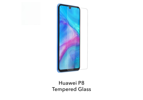 Huawei P8 - Tempered Hard Glass Screenprotector