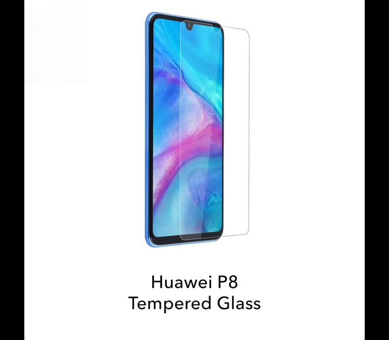 P8 - Tempered Hard Glass Screenprotector