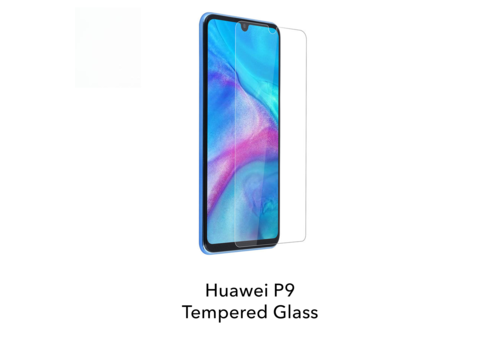 Huawei P9 - Tempered Hard Glass Screenprotector