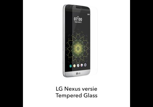 LG Nexus versie - Tempered Hard Glass Screenprotector
