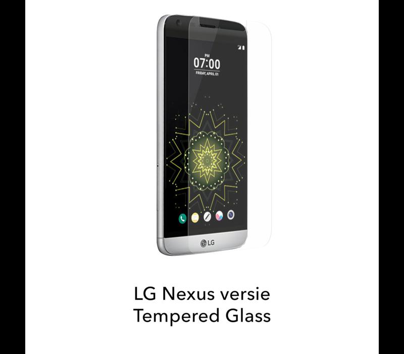 Nexus versie - Tempered Hard Glass Screenprotector