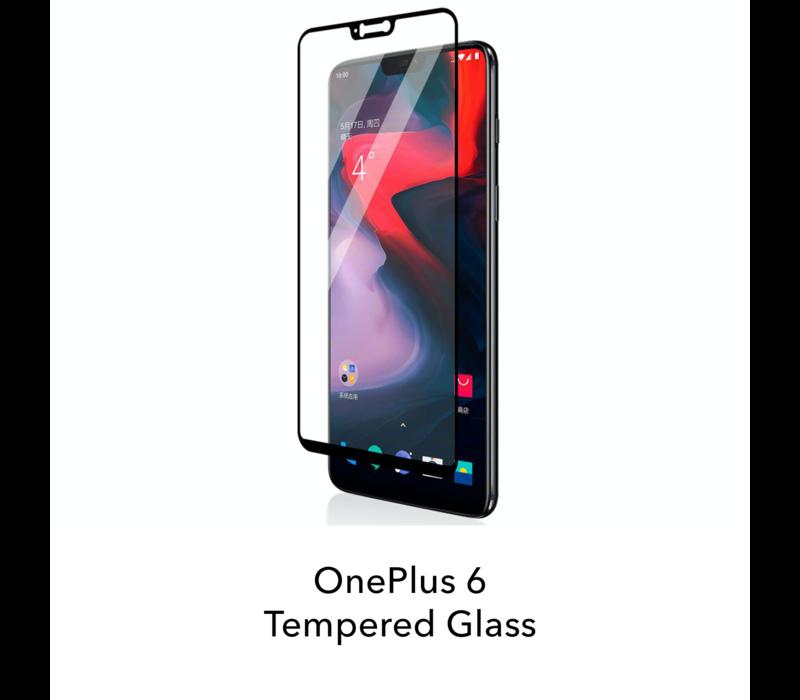 6 - Tempered Hard Glass Screenprotector