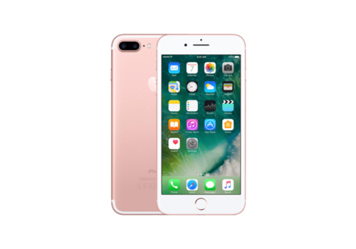 Apple iPhone 7 Plus - Rose Gold - 128GB (zichtbaar gebruikt)