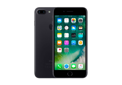 Apple iPhone 7 Plus - Black - 128GB (zo goed als nieuw)