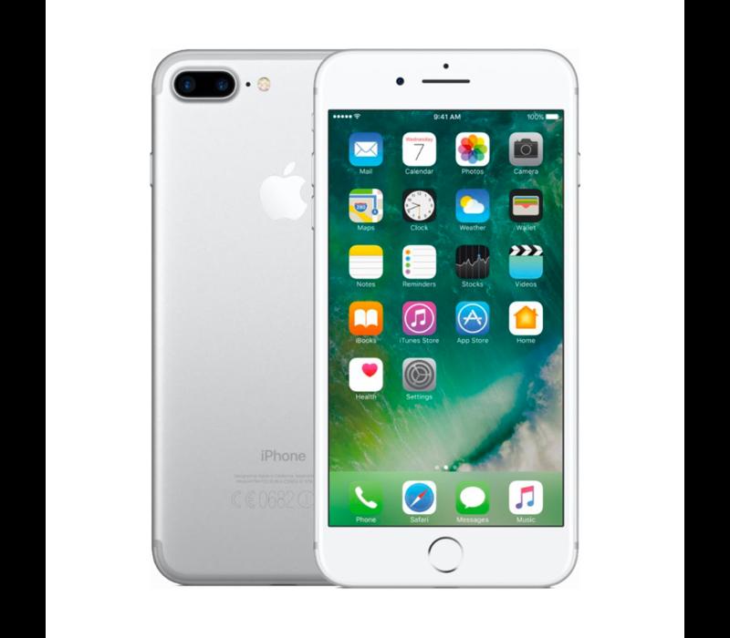iPhone 7 Plus - Silver - 128GB (zo goed als nieuw)