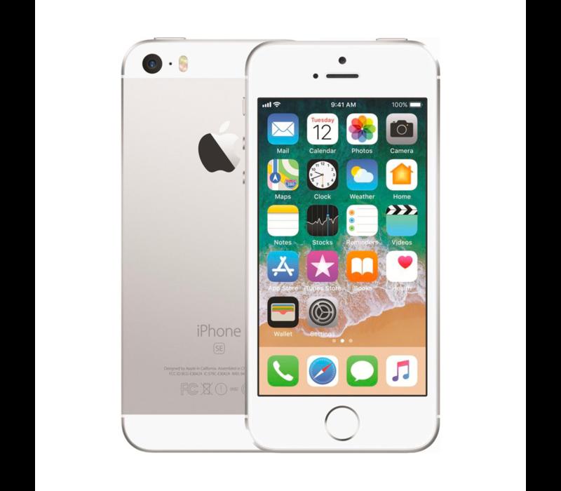 iPhone SE - Silver - 32GB (zichtbaar gebruikt)