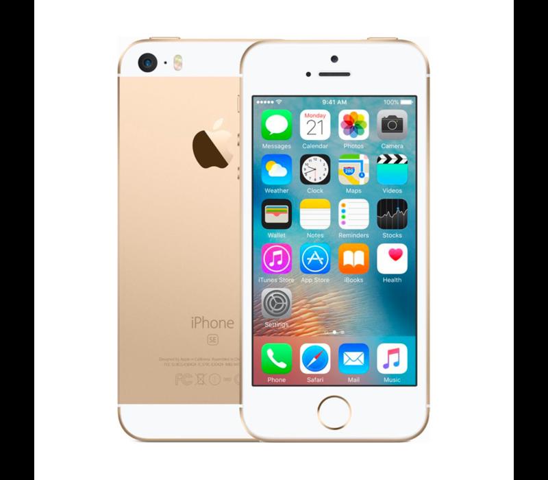iPhone SE - Gold - 32GB (zichtbaar gebruikt)