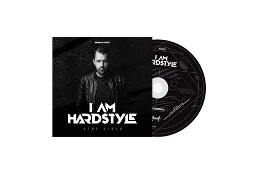 I AM HARDSTYLE The Album (Signed by Brennan Heart)