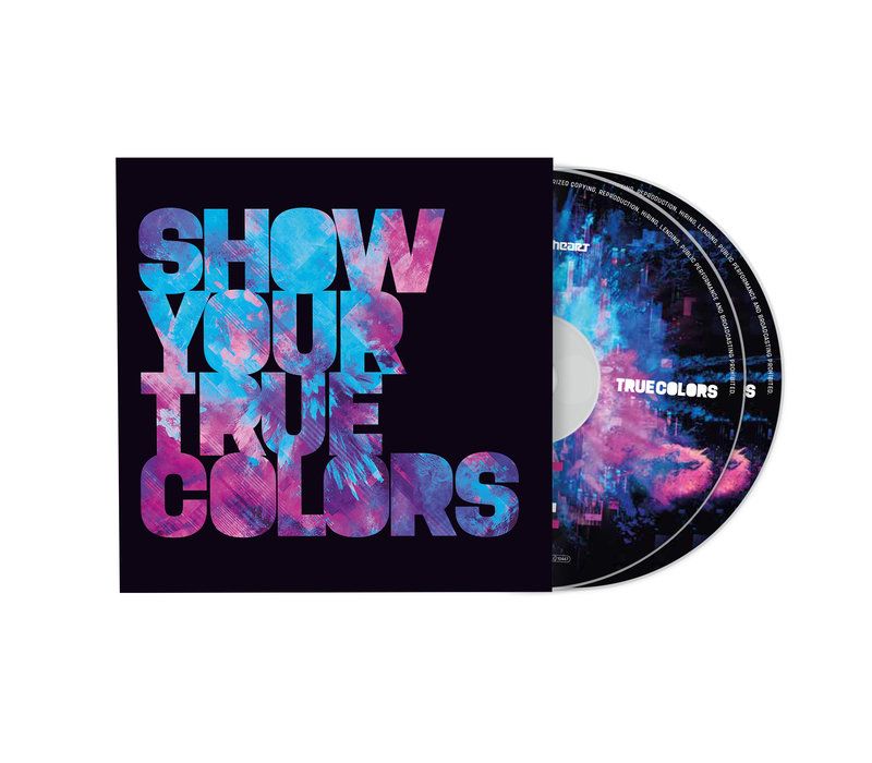 Brennan Heart - Show Your True Colors (Signed Album)