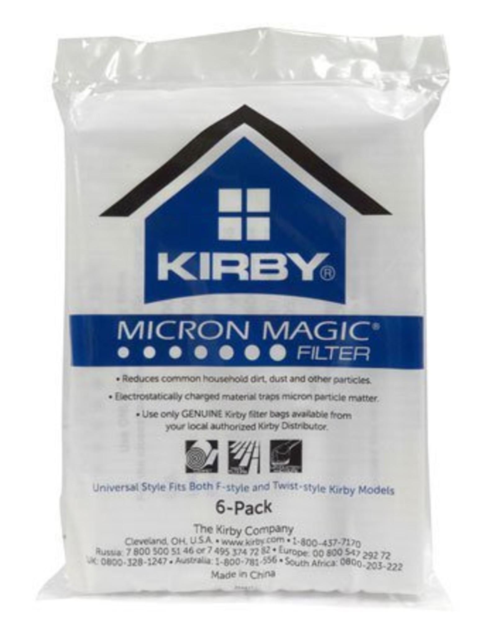 KIRBY Kirby Staubsaugerbeutel