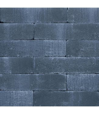 Wallblock Old Antraciet 12x10x30 cm
