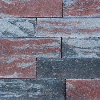 Wallblock Split Twents Bont 12x15x60