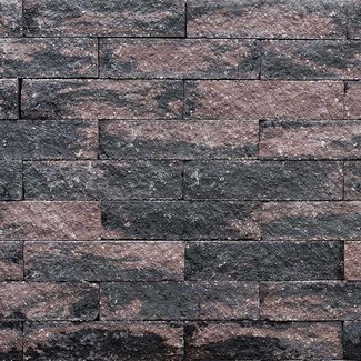 Wallblock Split Brons 12x12x30
