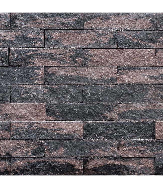 Wallblock Split Brons 10x10x40