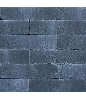 Wallblock Old Antraciet 12x12x60